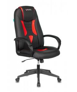 Кресло игровое Бюрократ VIKING-8N искусственная кожа