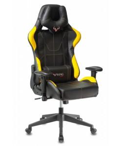 Кресло игровое Zombie VIKING 5 AERO й искусственная кожа с подголов. крестовина пластик