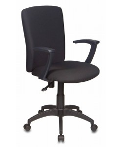 Кресло CH-470AXSN черный 26-28 крестовина пластик