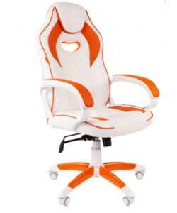Кресло GAME-16 WHITE