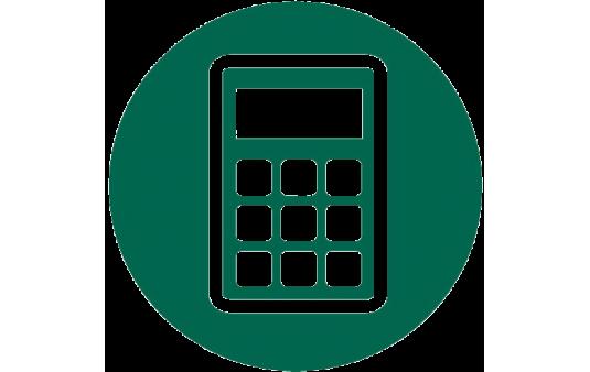 Калькулятор стеллажей