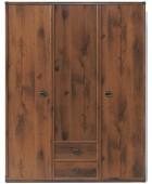 Шкаф платяной J-0214 Размер: 1500*570*1955 мм