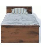 Кровать J-023 Размер: 975*2065*495/795 мм