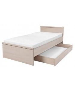 Кровать с ящиком Размер: 960*2055*495/795 мм