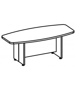 Конференц-стол 9510 Размер: 2000*900*760 мм