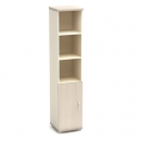 Шкаф узкий с нижней дверью К-9 Размер: 430*442*2080 мм