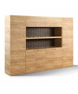 Шкаф комбинированный Размер: 2435*498*1978 мм