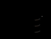 Стол приставной с тумбой ЛП-2Л/Пр Размер: 1400*580*750 мм