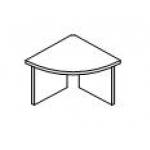 Элемент конференц-стола. Размер: 840*840*750 мм.
