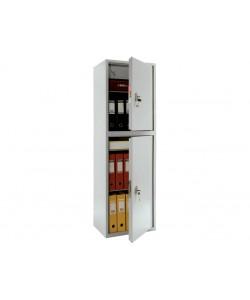 Шкаф бухгалтерский SL-150/2T, размер: 460*340*1490 мм.