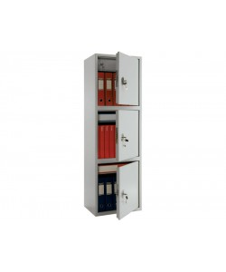 Шкаф бухгалтерский SL-150/3T, размер: 460*340*1490 мм.
