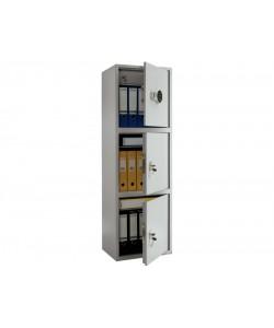 Шкаф бухгалтерский SL-150/3T EL, размер: 460*340*1490 мм.