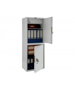 Шкаф бухгалтерский SL-125/2T, размер: 460*340*1252 мм.