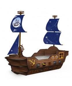 Кровать Корабль Мечта пирата