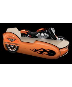 Кровать Мотоцикл