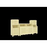 Комод СО-7К Размер: 1110*516*800 мм