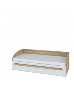 Леонардо Кровать 2050960*670 мм.