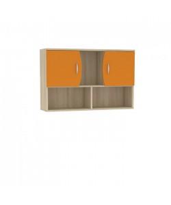 Шкаф навесной Ника 416М. Размер: 1024*278*665 мм.