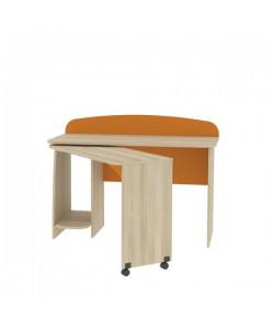 Стол для компьютера Ника 430. Размер: 1230*586/1396*902 мм