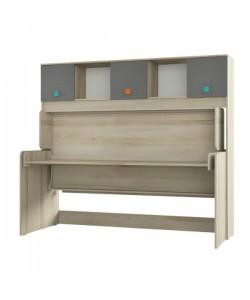 Кровать-трансформер Доминика 465 Размер: 1990*1000/945*1756 мм