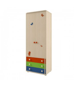 Шкаф №111 Размер: 800*545*2186 мм.