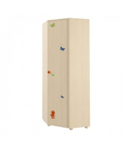 Шкаф угловой №112 Размер: 782*882*2186 мм.