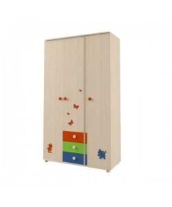 Шкаф №113 Размер: 1258*545*2186 мм.