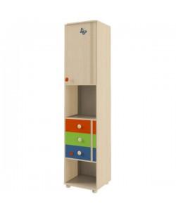 Шкаф №115 Размер: 492*455*2186 мм.