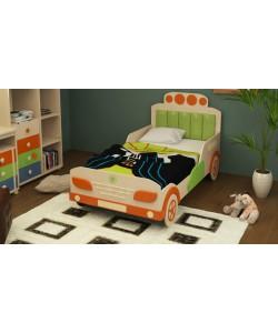 Кровать №138 Размер: 2005*974*1005 мм.