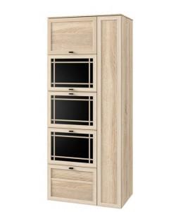 Шкаф № 171 Размер: 800*430*1960 мм.