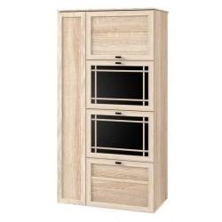 Шкаф № 173 Размер: 800*430*1575 мм.