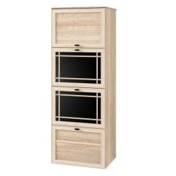 Шкаф № 172 Размер: 550*430*1575 мм.