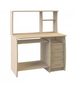 Стол для компьютера Комфорт  4СКР. Размер: 1050*650*1249 мм