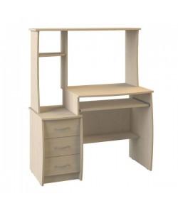 Стол для компьютера Комфорт 5СКР. Размер: 1050*570*1325 мм