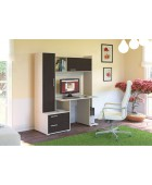 Стол для компьютера Брайтон 2000СК. Размер: 1590*600*1860 мм