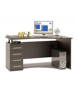 Стол компьютерный КСТ-104 Л/Пр Размер: 1400*860/560*750 мм