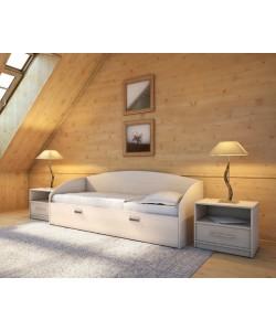 Кровать Этюд - софа плюс