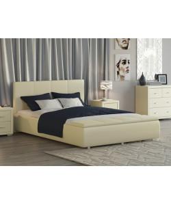 Кровать Veda 3 с пуфом