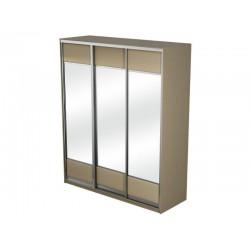 Шкаф Como/Veda 3-ех дверный Размер: 1742*600*2200 мм.