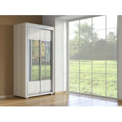 Шкаф Orma Soft 2 2-ух дверный Размер: 1188*600*2200 мм.