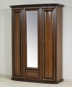 Шкаф 3-х секционный 1605*643*2235 мм.
