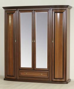 Шкаф 4-х секционный 2085*643*2235 мм.