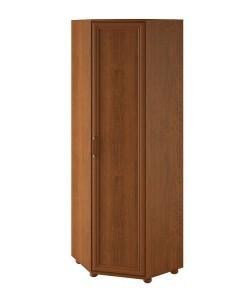 Шкаф угловой № 9 Размер: 648*648*1972 мм.
