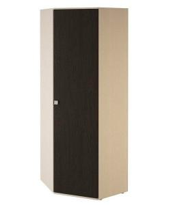 Шкаф угловой для одежды с полками № 12 Размер: 782*782*2166 мм.