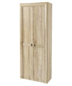 Шкаф с вешалкой и полками № 188 Размер: 780*355*2016 мм.