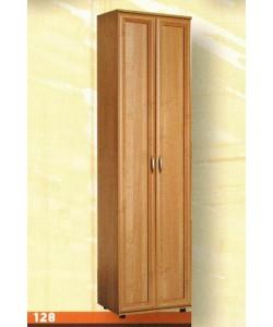 Шкаф для одежды № 128 Размер: 600*390*2180 мм.