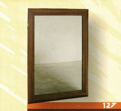 Зеркало навесное № 127 Размер: 600*800 мм.