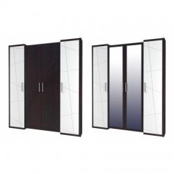 Барселона Шкаф для одежды 1760*600*2060 мм.