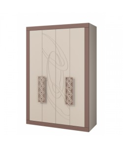 Эллипс Шкаф для одежды 1370*650*2080 мм.
