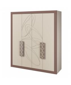 Эллипс Шкаф для одежды 1770*650*2080 мм.